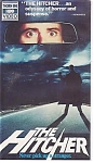 The Hitcher, Vhs Video, 1986, Rutger Hauer, C. Thomas Howell