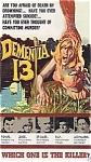 Dementia 13, Vhs Video, 1996, Mint/sealed, Directed By Francis Ford Coppola
