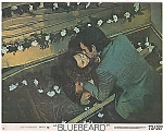 1972 Bluebeard Lobby Card Richard Burton And Raquel Welch