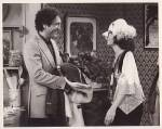 Valerie Harper, David Groh, Rhoda, 1970s Cbs-tv Press Photo