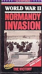 Wwii, Normandy Invasion & The Victory, Vhs Video, Used