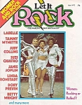 Let It Rock, Jul. 1975, London Magazine, Patti Smith, Janis Joplin, Suzi Quatro