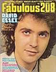Fabulous 208, May 3, 1975, London Magazine, David Essex, Donny Osmond, Mud
