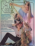 Fabulous 208, Dec. 10, 1977, London Magazine, Stranglers, Runaways, Donny Osmond