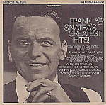 Frank Sinatra's Greatest Hits, Jukebox Ep, Picture Sleeve Only