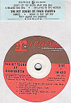 The Hit Sound Of Dean Martin, Jukebox Ep Record With Insert