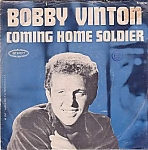Bobby Vinton, Coming Home Soldier, 45rpm Record With Picture Sleeve, 1966