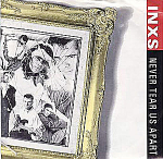 Inxs, Never Tear Us Apart, 45 Rpm Record With Picture Sleeve, 1988