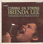 Brenda Lee, Coming On Strong, Jukebox Ep Record With Inserts, 1966