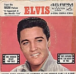 Elvis Presley, One Broken Heart For Sale, 45 Rpm Picture Sleeve Only