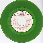 Tex Beneke, Ray Eberle, Modernaires, And The Bells Rang, Green Vinyl Promo 45