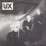 1985 U-bahnx, Young Hearts Of Europe, Uk 45rpm Record With Picture Sleeve