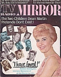 Tv Radio Mirror Magazine, Mar. 1967, Dean Martin, Bob Crane, Buffy, Gene Rayburn