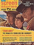 Dell Screen Stories Magazine, Jul. 1969, John Wayne, Red Skelton, Cheryl Tiegs