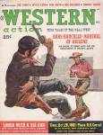 Western Action, Pulp Digest Magazine, 1960