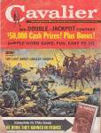 Cavalier, Pulp Digest Magazine, 1961