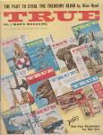 True, The Man's Magazine, Pulp Digest Magazine, 1961