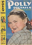 Polly Pigtails, The Magazine For Girls, Elizabeth Taylor, 1947