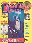 Rock Scene Magazine, Jan. 1976, Rolling Stones, Patti Smith, Mccartney, Ny Dolls