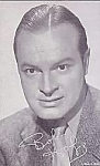 1940s Bob Hope Vending Machine Arcade Card