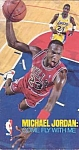 Michael Jordan: Come Fly With Me, Vhs Video, 1989