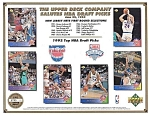 1993 Ltd. Ed. Upper Deck Nba Basketball Draft Picks - Shaquille O'neal, Etc