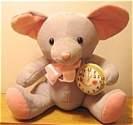 1999 Peter Cottontail Fairy Tale Friends Hickory Dickory Mouse Plush