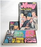 1970 Nanny And The Professor Cartoon Colorforms Kit