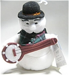 Sam Snowman Mini-misfit Bean Toy, Rudolph & Island Of Misfit Toys