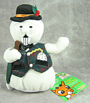 Sam Snowman Bean Toy - Rudolph And Island Of Misfit Toys
