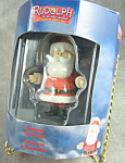 Santa Enesco Ornament Rudolph & Island Of Misfit Toys Rankin Bass