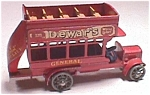 1955 Lesney Matchbox B Type London Bus Diecast Y-2