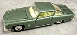 1963-1969 Corgi Ghia L6.4 Diecast Car No. 241 Olive Green