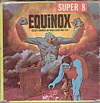 Equinox Super 8mm Movie Film In Illustrated Box - Horror Monster