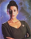 Star Trek, Next Generation, Marina Sirtis As Deanna Troi Photo, 1987