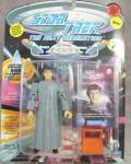 Star Trek The Next Generation Lt. Cmdr. Data As A Romulan, 1994 Action Figure