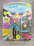 Star Trek, The Next Generation, Dr. Beverly Crusher Action Figure 2nd Vers. 1993