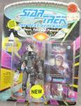 Star Trek, The Next Generation, Borg, Action Figure, 1993