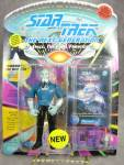 Star Trek, The Next Generation, Murdock The Benzite Action Figure With Pog, 1993