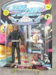 Star Trek, Next Generation, Lt. Worf In Star Fleet Rescue, 1994 Action Figure