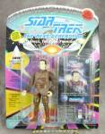 Star Trek, The Next Generation, 1993 Lore Action Figure W/ Pog, Data's Evil Twin