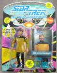 Star Trek, Next Generation, Lt. Cmdr. La Forge, 2nd Vers., 1993 Action Figure