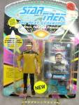 Star Trek, Next Generation, Lt. Cmdr. Geordi La Forge, 1993 Action Figure, Pog