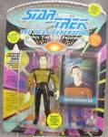Star Trek, Next Generation, Lt. Commander Data, 2nd Vers., 1993 Action Figure