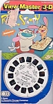 1993 Ren & Stimpy Viewmaster 3-reel Set, View Master