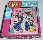 1964 Mickey Mouse Club Wizard Puzzle Walt Disney