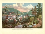 Currier And Ives West Point Print