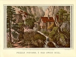 Currier And Ives- Old Swiss Mill Puzzle