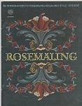Vintage - Rosemaling - Vi Thode - Oop - 1978