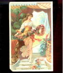 Lazell's Persian Perfume Advertising Card